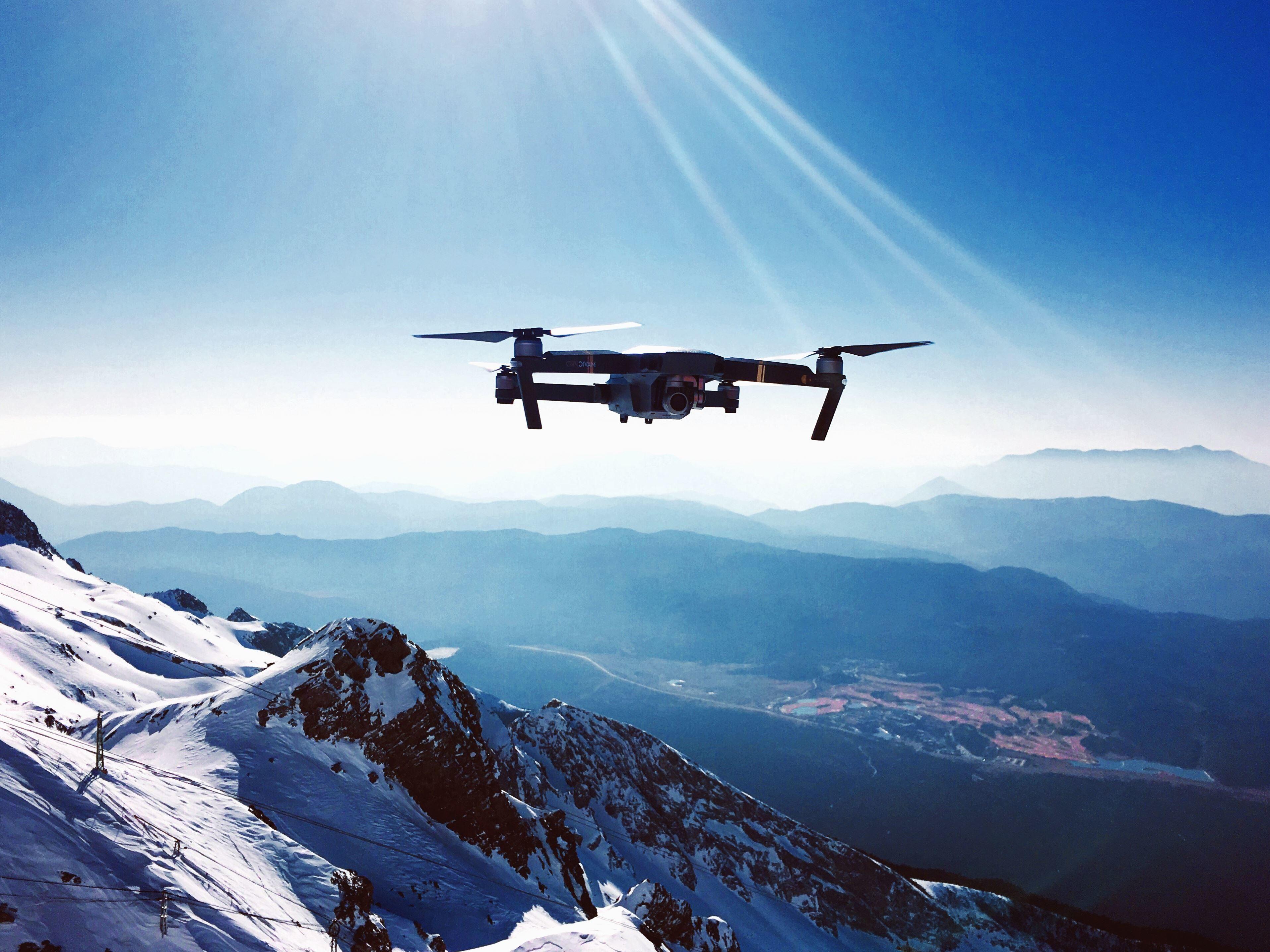 drone voyage