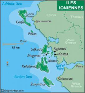 Carte Grece Iles.Top 20 Des Meilleures Iles Grecques Belles Plages Spots