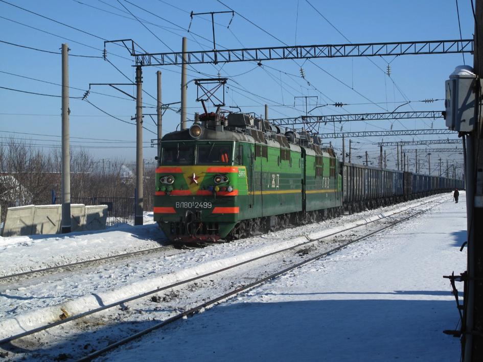 transsibérien train